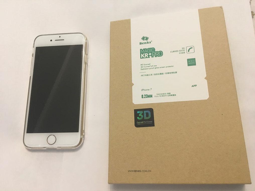 защитное стекло для iphone 7 NONAME