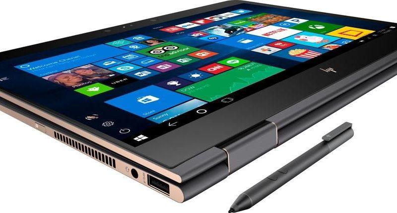 HP-Spectre x360 4к ultra 13,3 цена