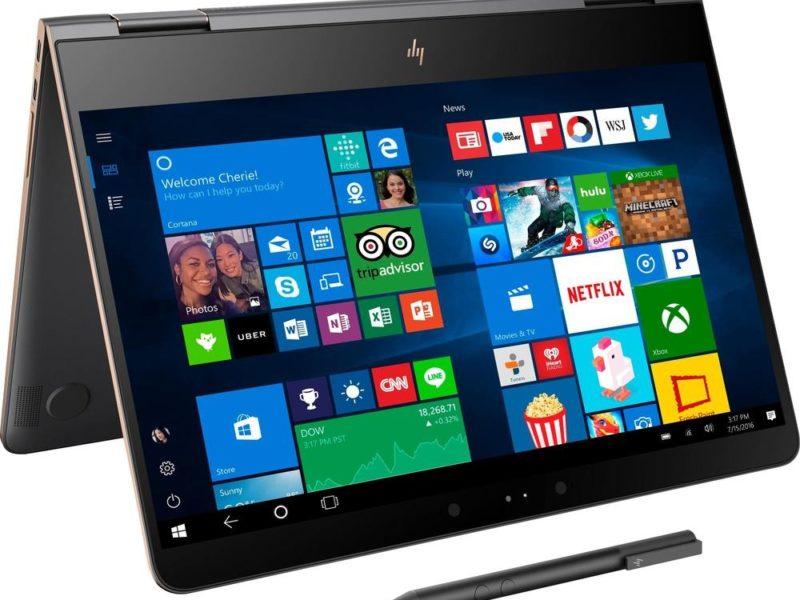 HP-Spectre x360 4к ultra 13,3 заказать