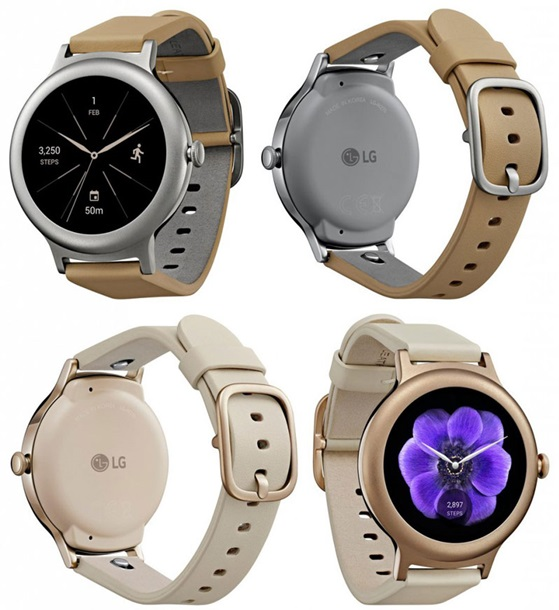 LG  Watch Style цена