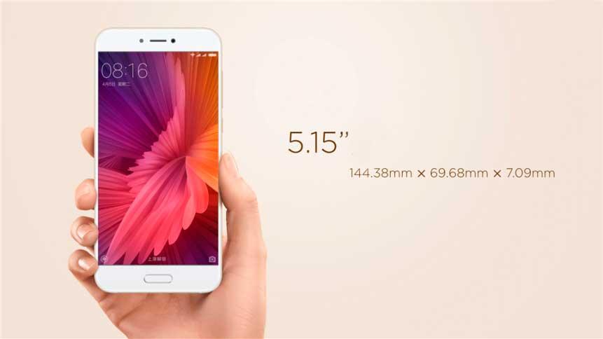 Xiaomi Mi 5С купить