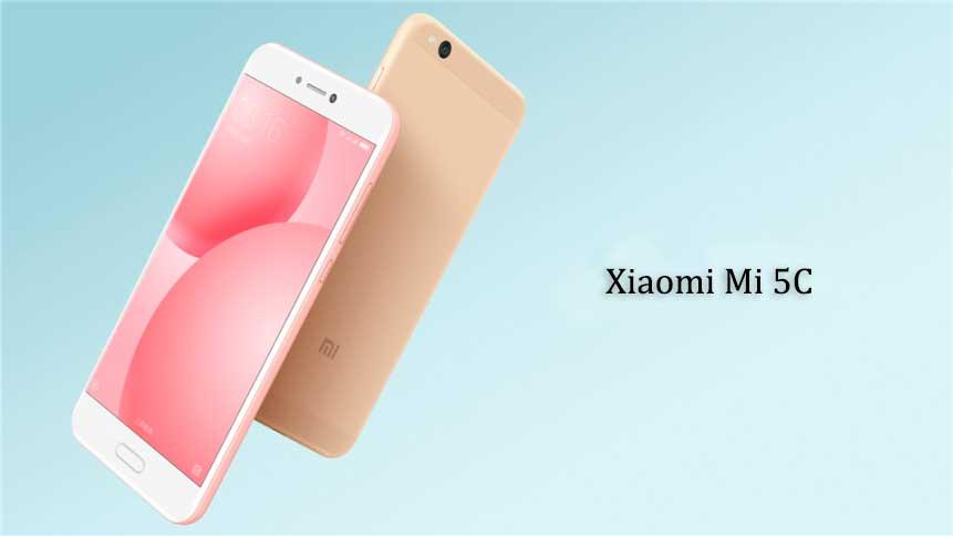 Xiaomi mi 5c дата выхода