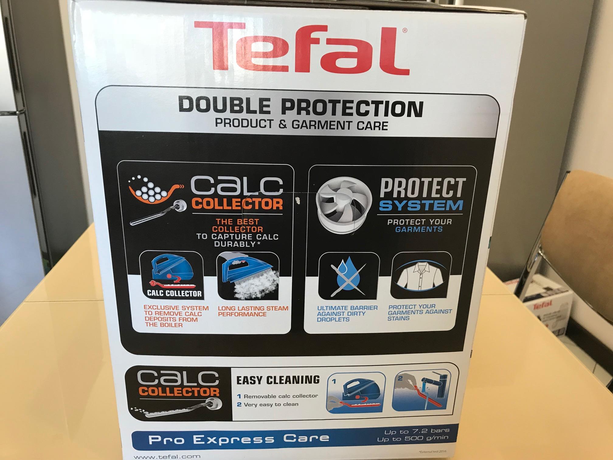 Парогенератор Tefal-GV9070-Pro-Express-Care