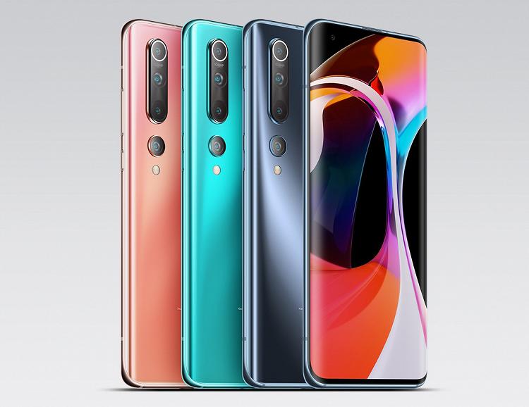 Xiaomi Mi 10 предзаказ