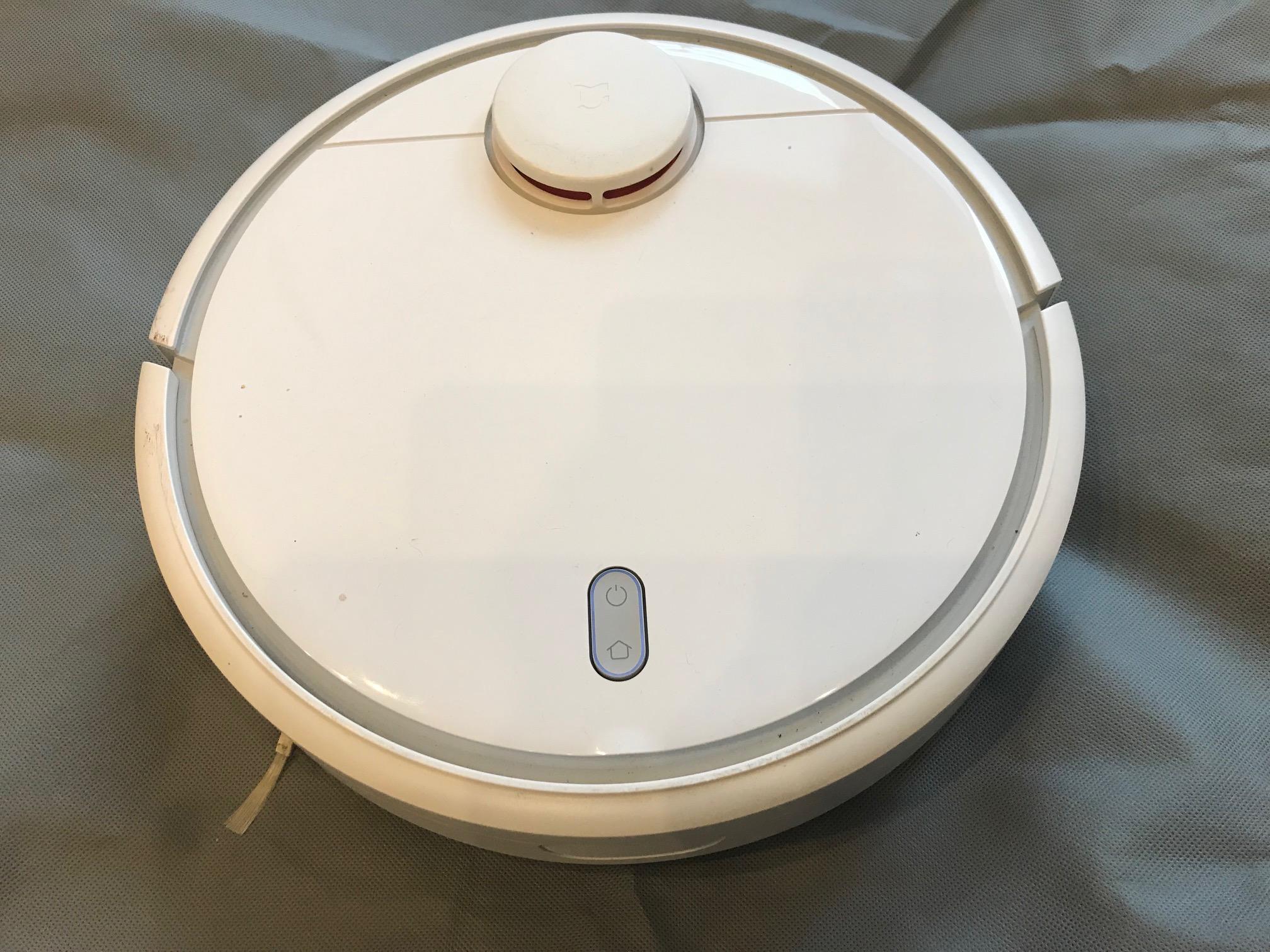 пылесос xiaomi mi robot vacuum cleaner